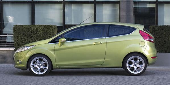 Ford fabricará el nuevo Fiesta en España
