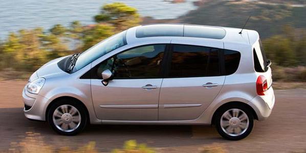El Renault Grand Modus entra en campaña