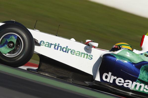 Senna aguarda su opción de Fórmula 1