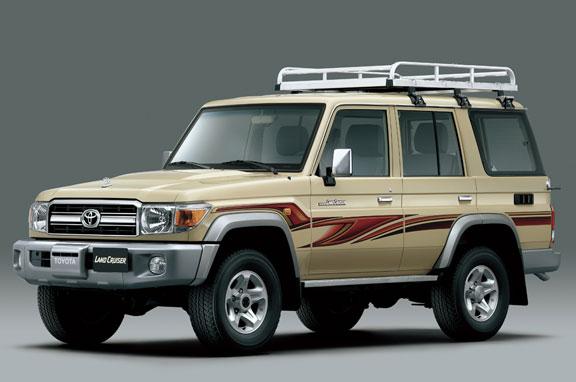 Toyota Land Cruiser, la historia