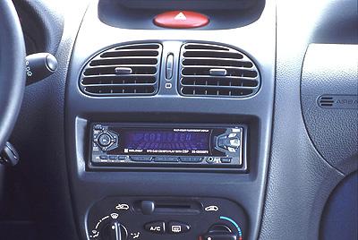 Peugeot 206 e-music