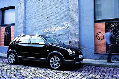 Volkswagen Soho