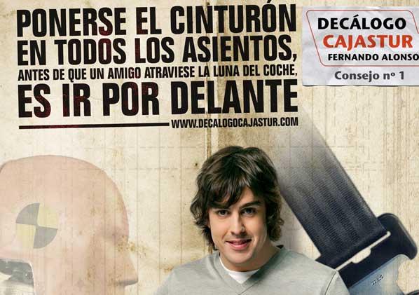 El decálogo de Fernando Alonso