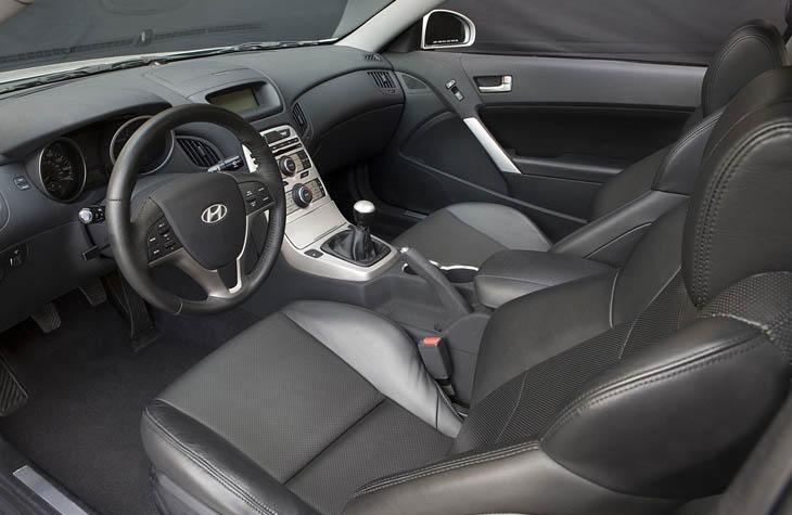 Hyundai Génesis Coupé