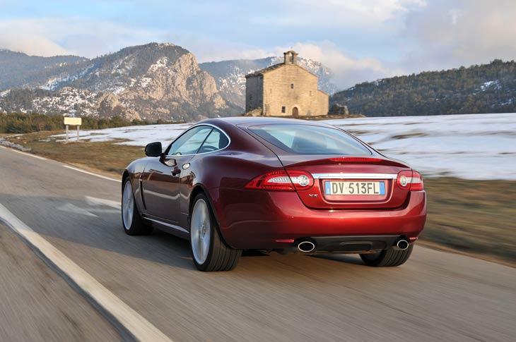 Jaguar XK, contacto | Autopista.es