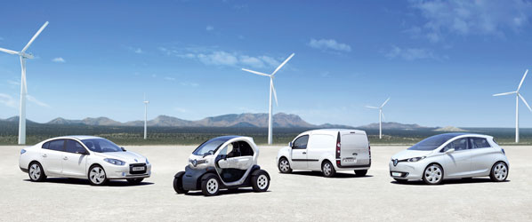Los concesionarios de Renault, con la mejor información sobre eléctricos