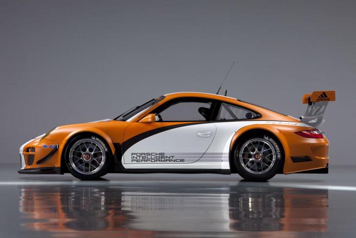 Porsche 911 GT3 R Hybrid 2011.