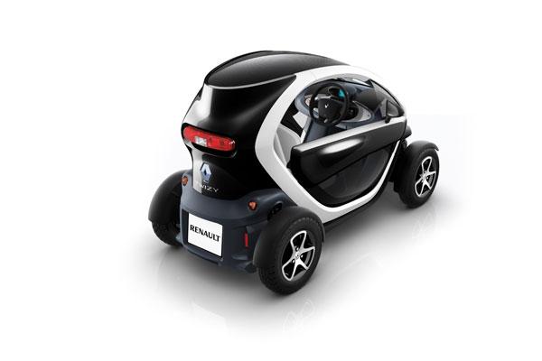 Renault Twizy Z.E. especial Renault