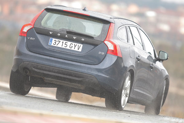 Volvo V60 D3