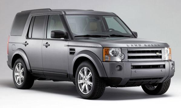 Land Rover Discovery 3 2009, lavado de cara