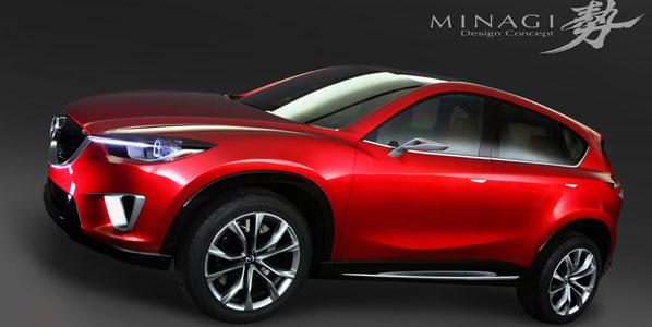 Ya llega el Mazda CX-5