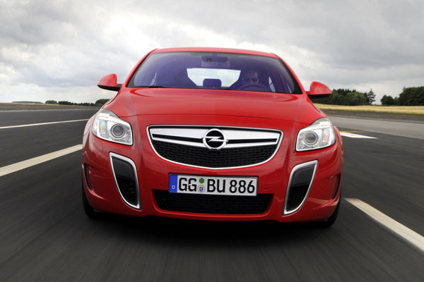 Opel Insignia OPC Unlimted.