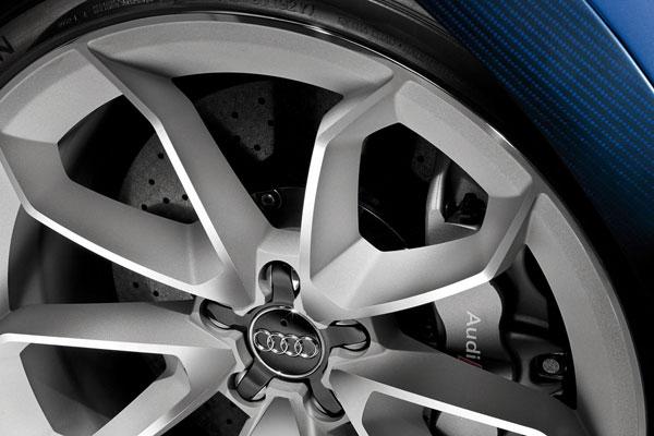 Audi RS Q3 Concept, alto rendimiento en 360 CV
