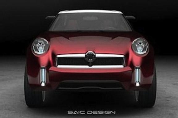 MG Icon, el pequeño SUV chino