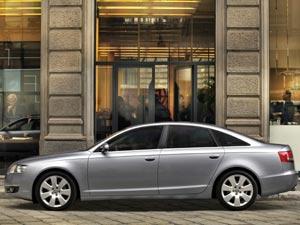Audi A6 Madrid 2004