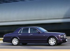 Bentley Arnage Madrid 2004