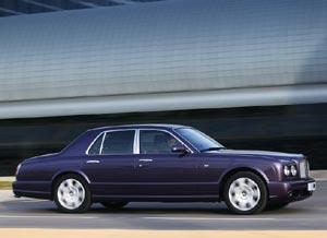 Bentley Arnage Madrid 2004