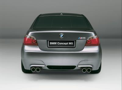 Novedades BMW Madrid 2004