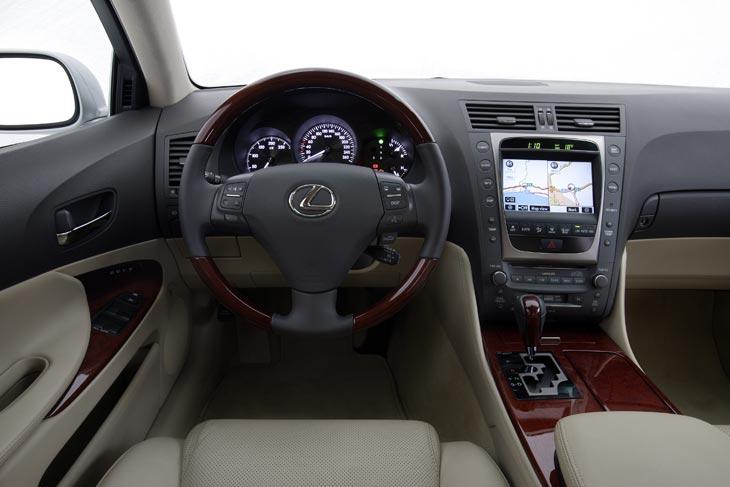 El interior está muy bien resuelto y da sensación de gran calidad.
