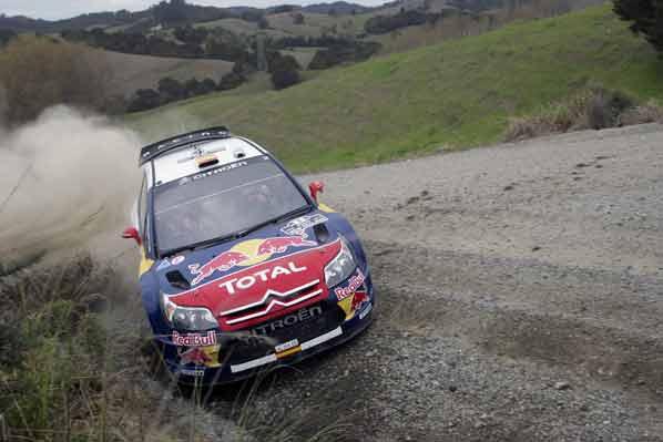 Rallye de Cataluña 2010