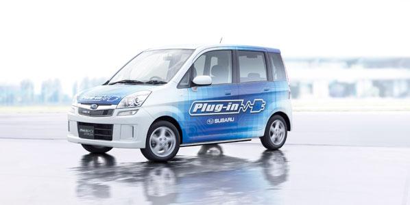 Subaru Stella Plug in