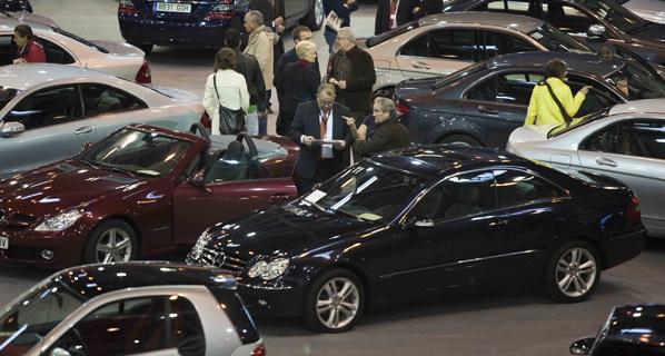 Las ventas comienzan al alza en 2012