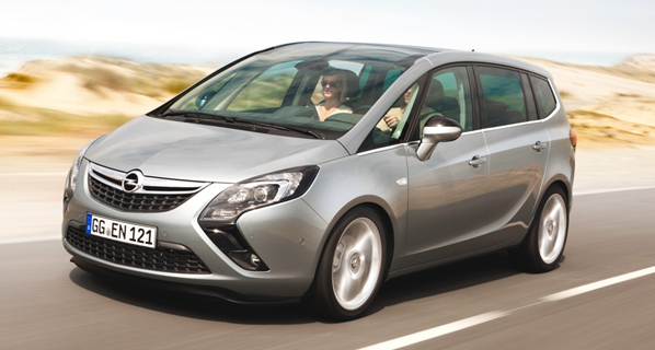 Nuevo Opel Zafira Tourer