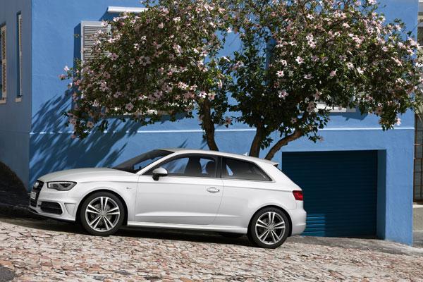 Audi A3 la prueba
