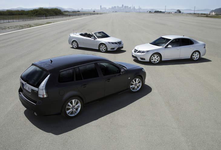Este nuevo Saab 9-3 empezará a comercializarse el próximo septiembre.