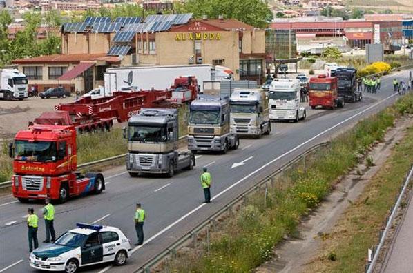 Fin de la huelga de transportes