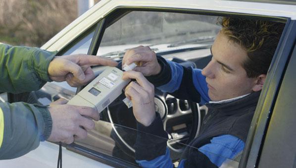 Hasta nueve años de cárcel por conducir ebrio
