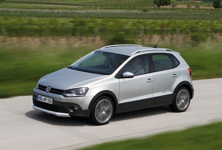 VW Cross Polo 2010