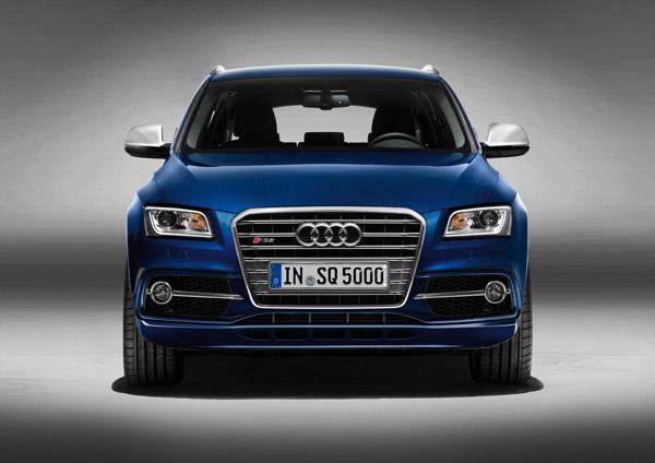 Audi SQ5: 313 CV de potencia