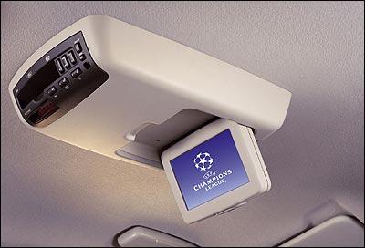 Lector de DVD, uno de los gadgets más exclusivos.