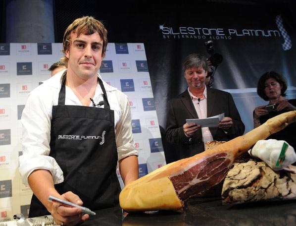 ¿El mejor cumpleaños de Fernando Alonso?