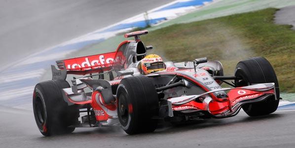 McLaren apuesta fuerte en Hockenheim