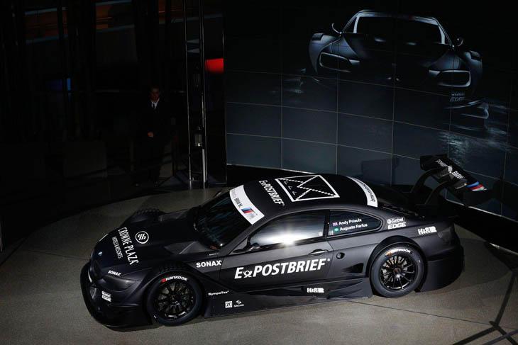 BMW DTM 2012.