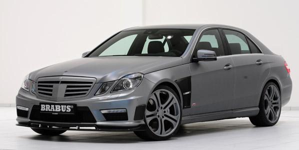 Brabus viste a los Mercedes E y S más deportivos