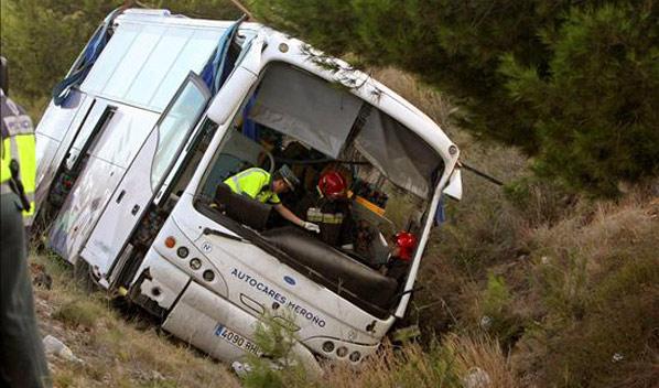 22 personas fallecen en las carreteras