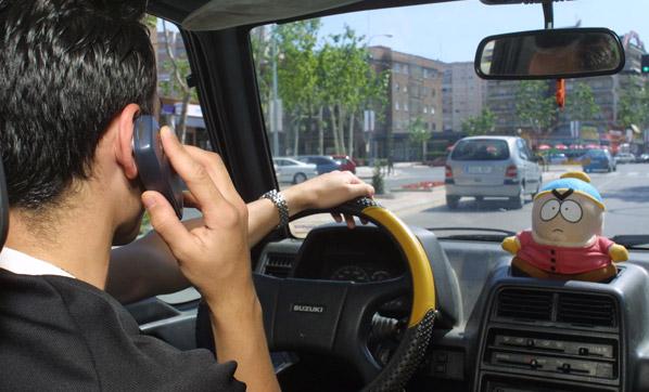 Desciende el número de atropellos en Madrid