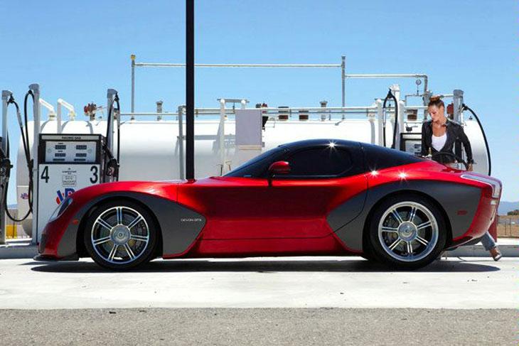 Devon GTX el deportivo americano.