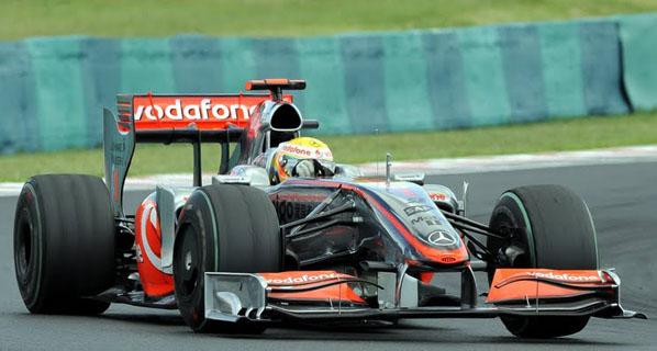 F1: McLaren y Mercedes, 250 carreras juntos