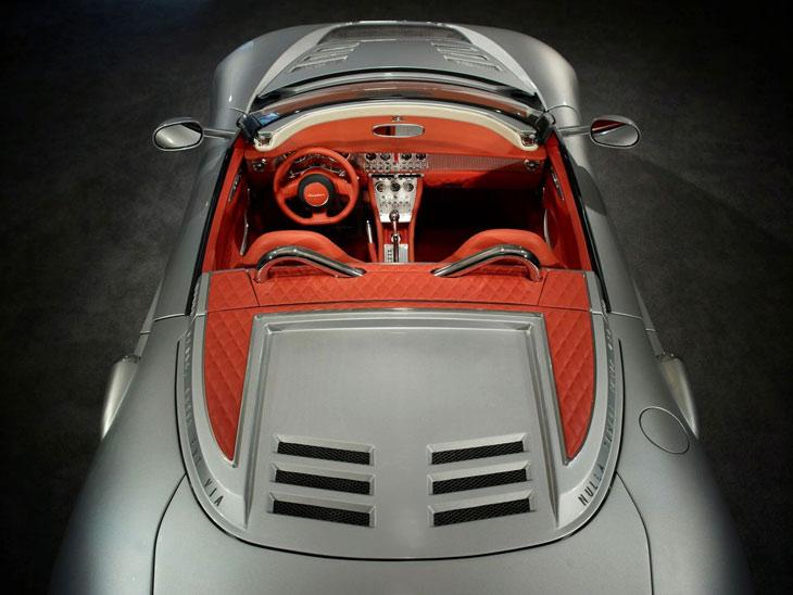 Spyker C8 Aileron Spyder.