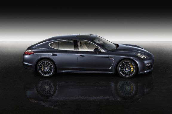Porsche Panamera, ahora más personal