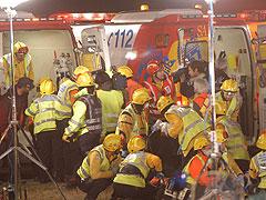 Los técnicos de ambulancia, contra la DGT