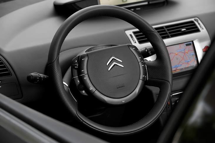 Citroën C4: detalles