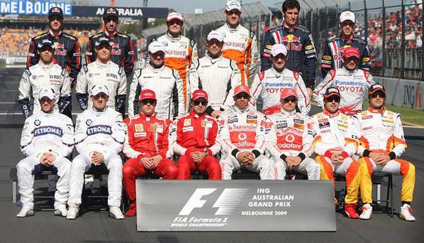 F1: Mercado de pilotos para 2010