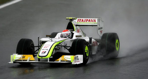 F1: Calificación del GP de Brasil