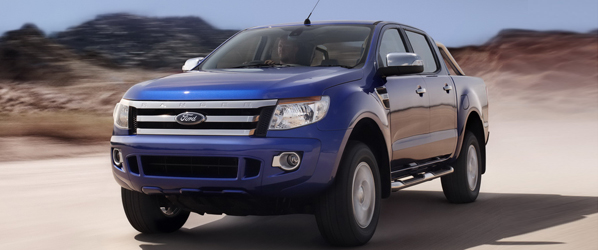 Nuevo Ford Ranger