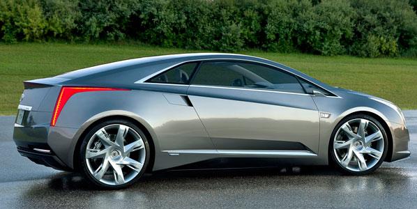 GM fabricará un Cadillac eléctrico